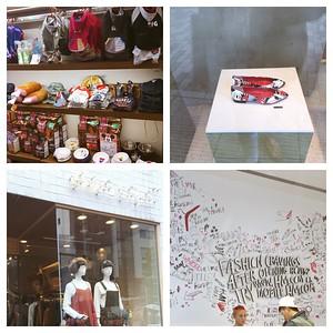 Grade 10 Harajuku Fashion Research Trip