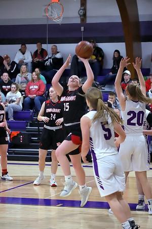 Iowa-Grant @ River Ridge Girls Basketball 2-28-20