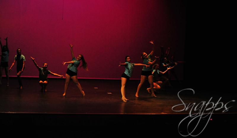 Dance Program Performance