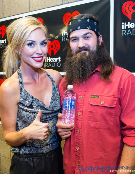 Duck Dynasty at the iHearRadio Music Festival