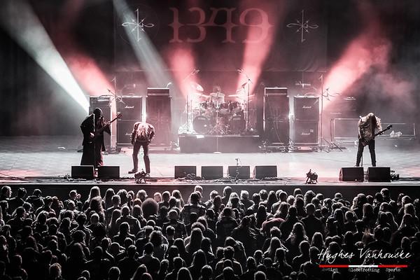 1349 (NOR) @ Netherlands Deathfest 2018 - 013 - Tilburg - The Netherlands/Países Bajos