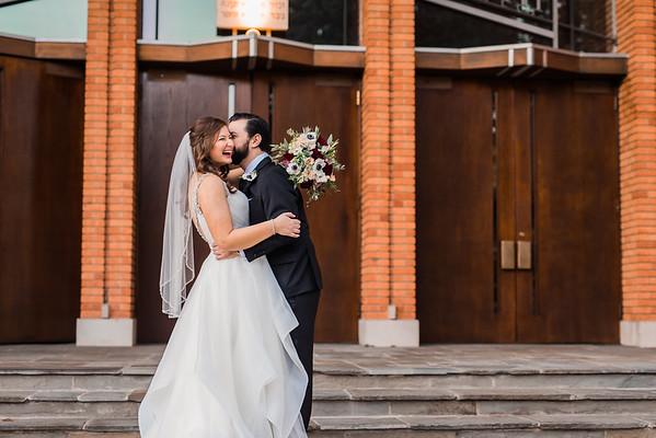 Sharon & Zach's Wedding Sneak Peeks