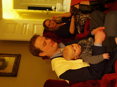 Heidi and Eric's wedding, Dec. 29 2007
