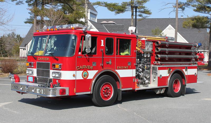 Retired    Engine 1   1995 Pierce Saber   1000 / 750