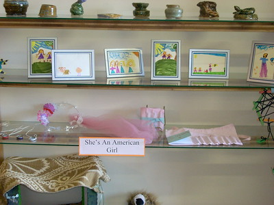 Summer Creates Exhibit & Reception