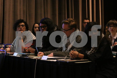 Student Association Senate resolution SR-S18-21