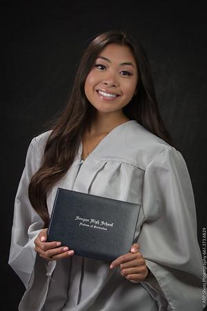 Alanna's Graduation Portraits