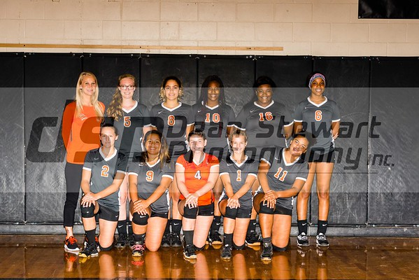 G JV Volleyball 9-5-2018