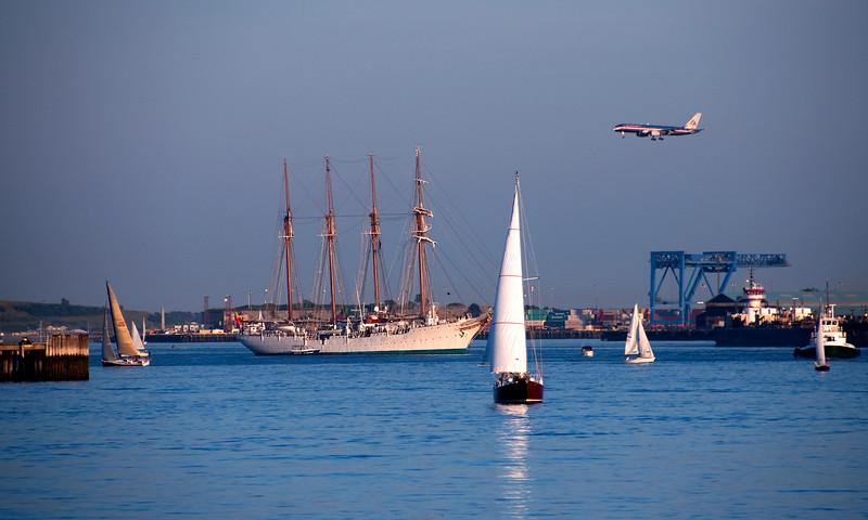 Boston Harbor, USA