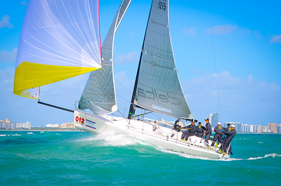 2014 MELGES 32 World Championship