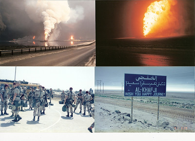 First Gulf War photos