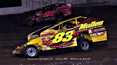 Brewerton Speedway - 6/14/19 - Rick Young