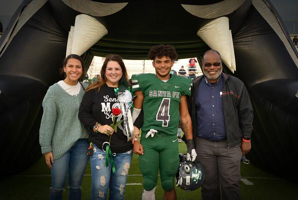 Santa Fe Senior 2020-Football