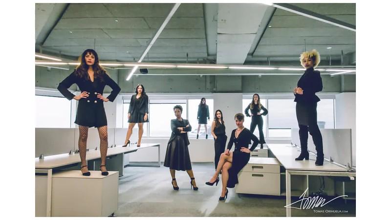 Melange Dance Company - Her Story - Promo Photo Shoot