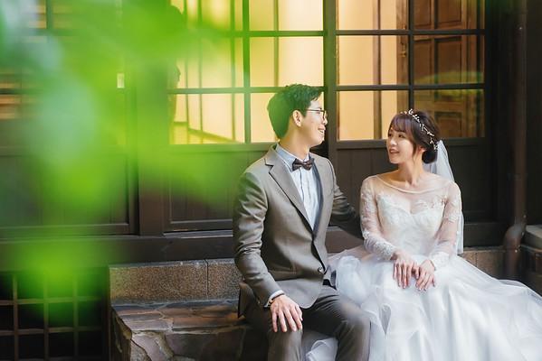 WEDDING 台北婚禮|孫立人將軍官邸 陸軍聯誼廳