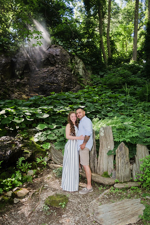 Jessica & Nick's Engagement Session