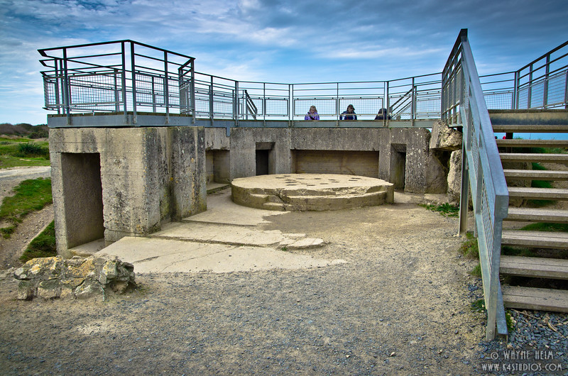 German Bunker 33  Photography by Wayne Heim