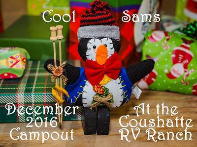 Dec 2016 Campout at Coushatte