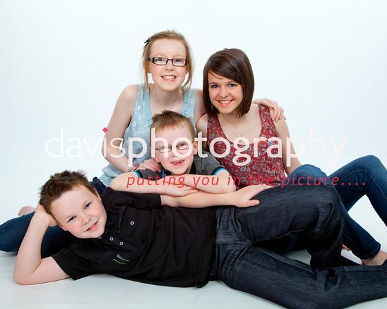Reid/Leonard Family