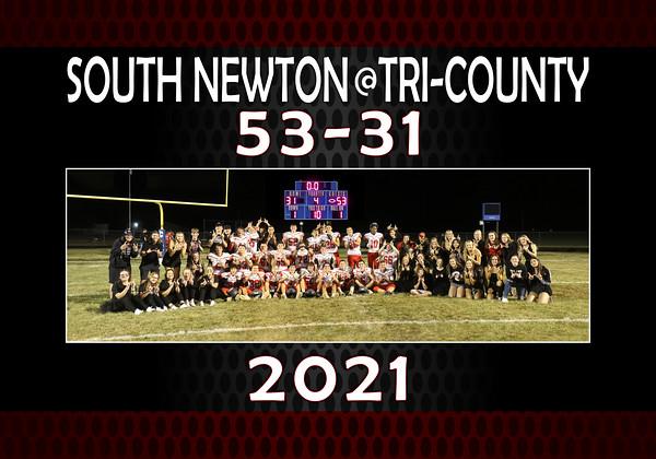 SNHS Football vs TC 2021