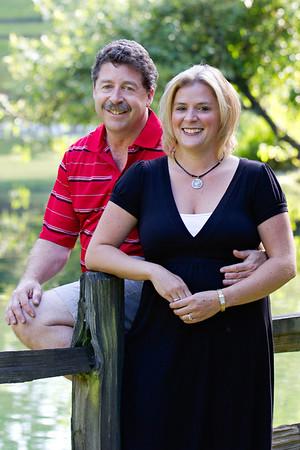 Brad and Trish
