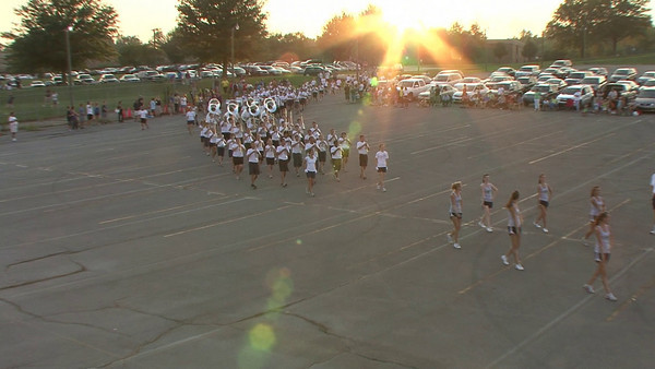 Band Camp Preview Perf 2010 Video