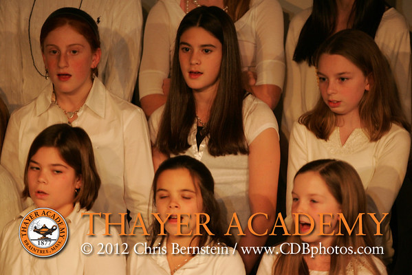 Thayer Choral Concert May 2007