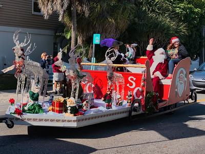 Florida - Anna Maria Island Privateers' Christmas Parade (2016)