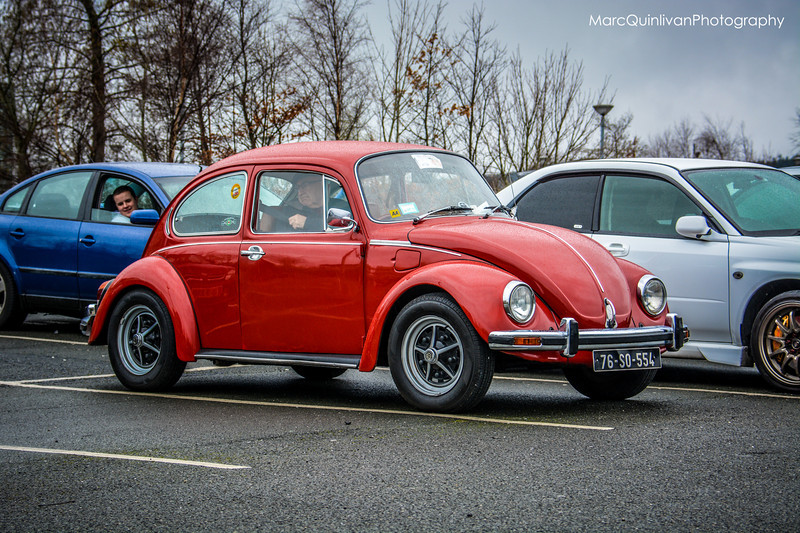 Cars & Coffee March 2014