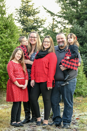 Cordes Family 2017