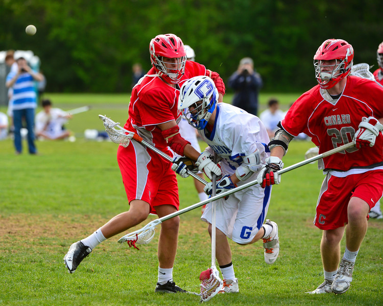 2013 - Varsity (boys) v. Glastonbury - May 14, 2013