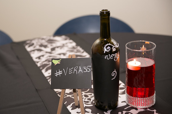 Vera's Birthday