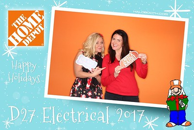 Home Depot - D27 Electrical