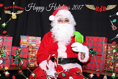 12 16 17 Rock and Brew's Brunch with Santa