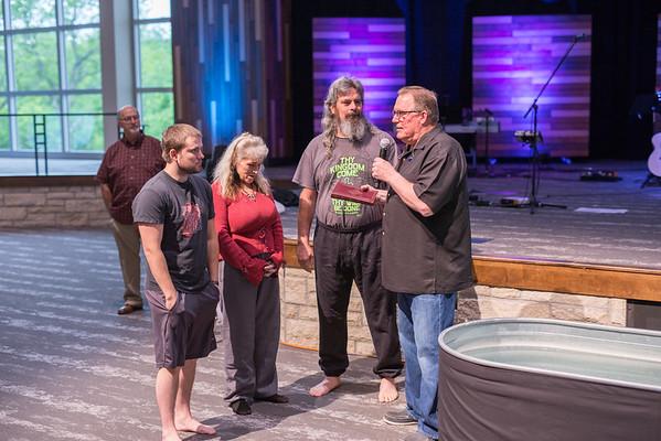 2016 May Baptisms