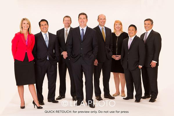 Executive Group Photos and Headshots