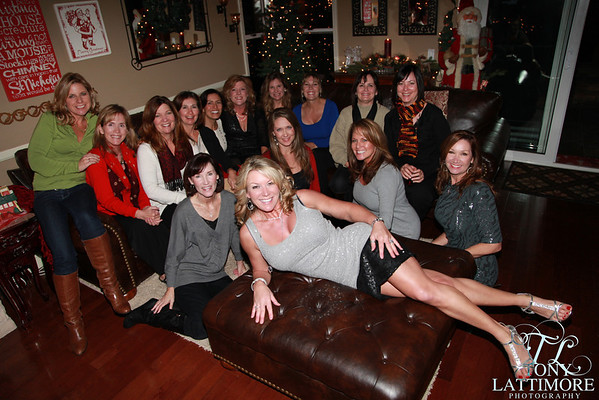 2012 2nd Annual Stocking Christmas Party