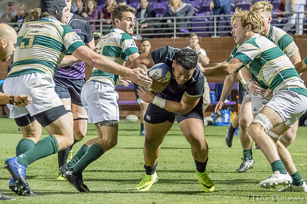 GCU v Cal Poly March 26, 2018