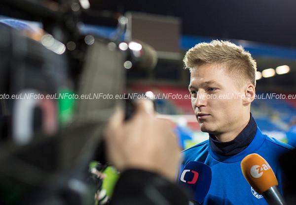 Plzeň vs. CSKA - tiskovka a trénink