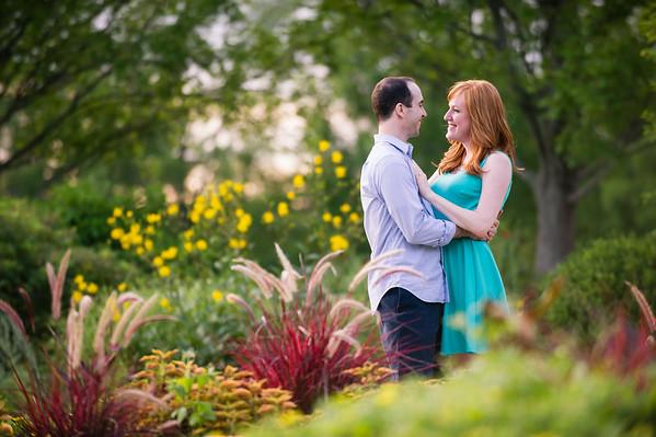 Mike + Jennifer Engagements