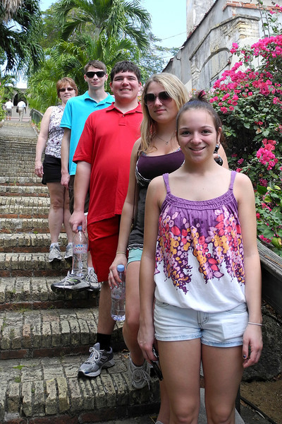 "The ""99 Steps"" of Charlotte Amalie"