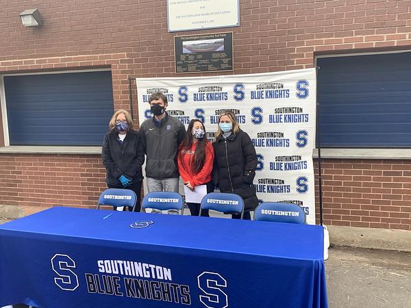 Southington Signing 6 11-17-20