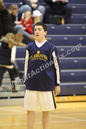 2009 02 13 Freshman Basketball Game vs. Southfield Lathrup