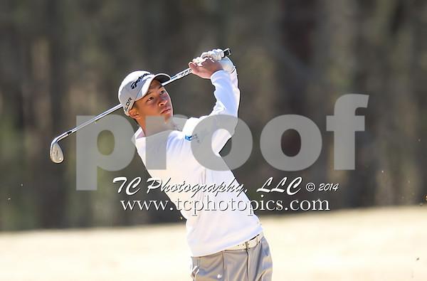 2014 Men's Golf