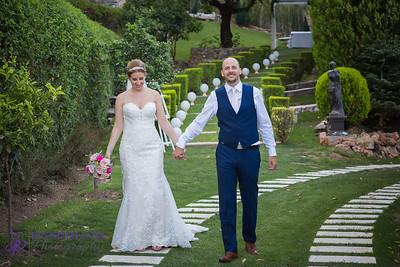 Caroline and Simon - Finca Villa Palma, Marbella