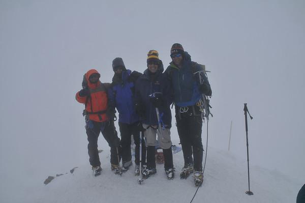 Mt. Elbrus July 20-30, 2010
