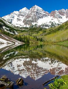 Maroon Bells Region (Aspen-Crested Butte-Marble)