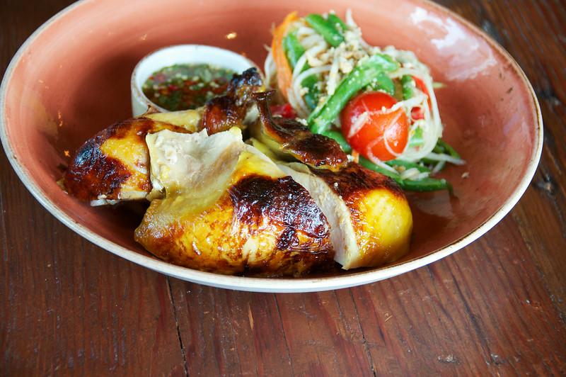 All Natural Rotisserie Chicken