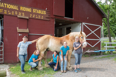 National Riding Stables, Gettysburg, PA