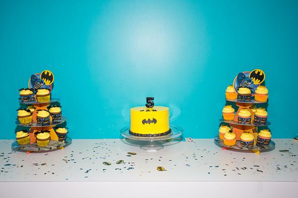 Jax's 5th Birthday Party